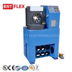Pressa di stampaggio di piegatura dello strumento del tubo flessibile idraulico idraulico terminale di prezzi Dx68 6-51mm