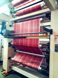 Efecto de madera Impresión en papel de transferencia de calor en el perfil de metal