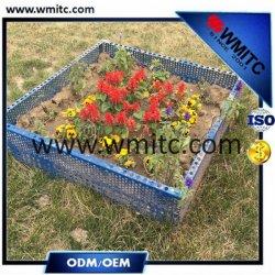Crescente terreno dei fiori Fg-Zp014 che mantiene la base di fiore d'acciaio quadrata