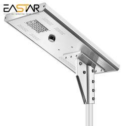 Ce RoHS 20W 30W 12V integrado calle la luz solar Precio LED