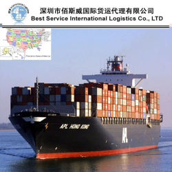 DDU expédition en provenance de Chine à Savannah, GA par fret LCL