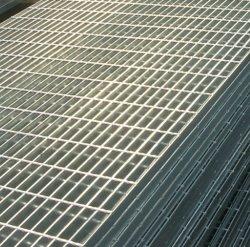 Caillebotis en acier galvanisé