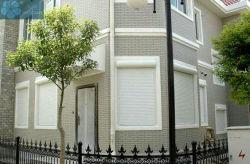 La rejilla de aleación de aluminio automático de rodadura del obturador de la ventana de casa / Dormitorio / oficina / Hotel / Construcción / villa residencial /