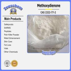 Prohomorone Puder Methoxydienone verwendet für Antiprogesterone CAS 2322-77-2