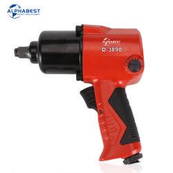 أدوات إصلاح من نوع العزم العالي مقاس 1/2 بوصة المطرقة المزدوجة المزودة بالطاقة من الهواء مفتاح ربط تأثير الهواء الهوائي عند-D3890