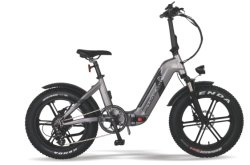 e-Bike Aluminum36V 250W 마누팩토리 전동 접이식 자전거