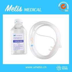 A umidificação descartáveis de oxigênio nasal tubo