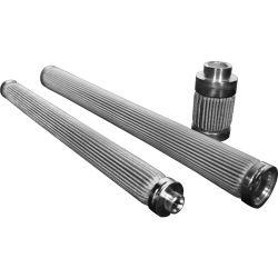 Ersatz-Filterelement Aus Gezapftem Metallfaserfilter