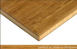3 plis Strand tissé couleur naturelle du panneau de bambou