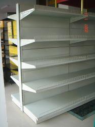 Material metálico de doble cara, bandeja de almacenamiento de equipos de supermercados
