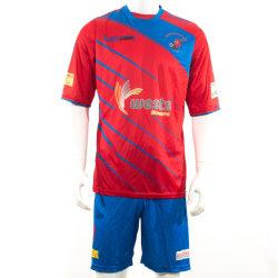 Jogo de futebol Cheio se sublima a impressão digital de uniformes de futebol do desgaste de futebol