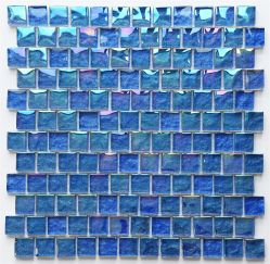 Fabricante de Foshan Piscina brillante mosaico de vidrio
