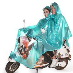 熱販売はオートバイのための耐久性があるレインコート PVC の防水