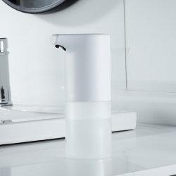 Reabasteça o reservatório plástico para atribuição automática de Dispensador de sabão Non-Washing Higienizador Esquerdo