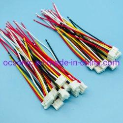 ISO 4 Verbinder-Drahtseil-Verkabelungs-Verdrahtung Pin-2.0mm Jst