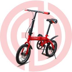 모든 연령대의 철제 접이식 자전거 도시 자전거 경주 접이식 레드/핑크/블루