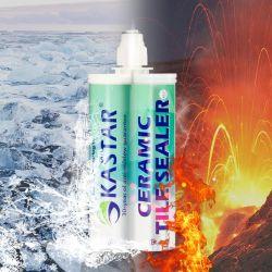 Resistência a altas temperaturas duas parte Material de Construção de resina epóxi