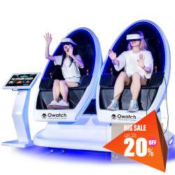 제조업체 공급업체 9DVR 게임 머신 VR 의자 9d 가상 현실 달걀 기계