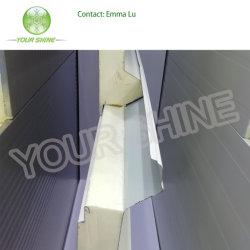 Perímetro de isolados resistentes a chamas tipo plana da placa/Painel de armazenamento a frio