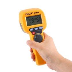 Digt DT-10s 7,4 V 2200mAh estrobos 60-99999/Min 1500lux Asa estroboscopio LED Flash Velocimeter Medición de velocidad de rotación