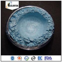 A mica em pó à base de pigmento mineral natural