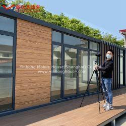 Panel Sandwich caliente de venta móvil Contenedor de estructura de acero de la casa la construcción de casas prefabricadas prefabricados para Singapur