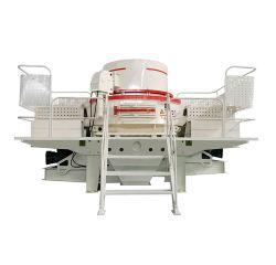 Macchina da miniera frantumatore di pietre VSI macchina per la produzione di sabbia ad alta capacità Frantumatore a impatto con albero verticale per inerti edili