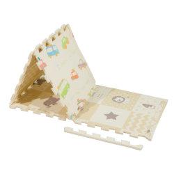 45*60cm. de educación de calidad superior de espuma de alta densidad XPE Baby Play Mat XPE Estera Puzzle Jigsaw Puzzle Babymat de enclavamiento de espuma