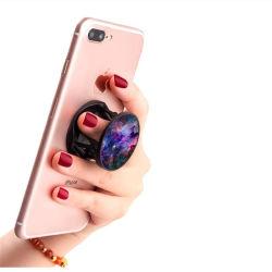 カスタムロゴの新しい折る電話エアーバッグのホールダーの携帯用電話リングの携帯電話の立場の携帯電話のアクセサリ