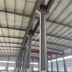 격납고 차고를 위한 가벼운 Prefabricated 강철 구조물 건물