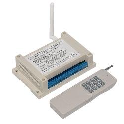 長距離DC12V 433MHz RFの無線遠隔コントローラ