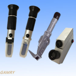 Портативное устройство с помощью рефрактометра всех типов для всех моделей