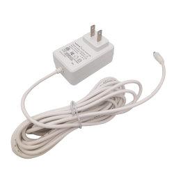 230V AC Input aan 12V de Adapter van gelijkstroom 2A AC gelijkstroom ons Levering van de Macht van de Stop de Muur Opgezette