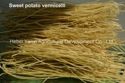 À la main de haute qualité des aliments de santé de la Patate douce 100% des vermicelles de nouilles