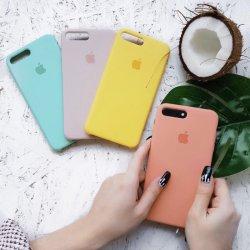 Ursprüngliches Silikon-Telefon-Kasten-Qualität Monile Telefon-Gehäuse für iPhone6/iPhone6plus iPhone7/iPhone7plus/iPhone8/iPhone 8plus