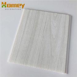 Panneau de plafond en PVC en plastique prix d'usine Feuille en PVC