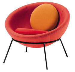 Ronda Hotel tapizados silla bola huevo espera