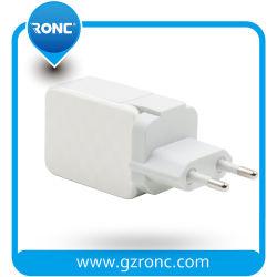 Vente chaude Portable USB multiports mini chargeur mobile avec le matériel PC
