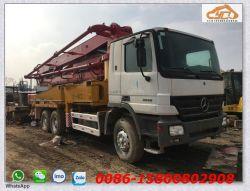 Gebruikt Mercedes-Benz 37m de Vrachtwagen van de Concrete Pomp, de Septische Vrachtwagen van de Pomp, de Chassis van Benz, Pomp Sany