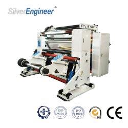 Fácil y sencillo de manejar por completo de alta velocidad de rebobinado automático de la maquinaria del eje 6