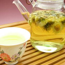 健康な菊茶