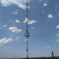 Chapas Galvanizadas Antena Microondas Torre de aço 30m 60m 80m 100m 120m Guyed Rádio Celular WiFi celular GSM Lattice Telecom Tower mastro de Comunicação
