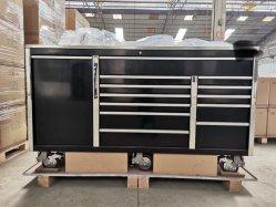 Governo di memoria alto verticale di legno della cassa del cassetto dell'apprettatrice della camera da letto su ordinazione da 76 pollici