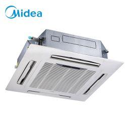 Midea met Automatisch Switcher van het Voltage Plafond 4 de Airconditioner van de Cassette van de Manier