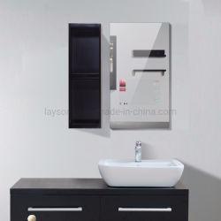 """Lettore di annunci Wi-Fi Android da 32"""", TV LCD a prova d'acqua, specchio a sfioramento, Smart Mirror con sensore di movimento per bagno, centro commerciale, hotel"""