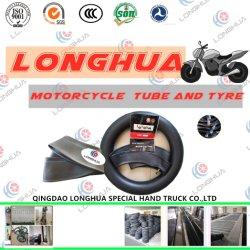 De butyle et de Moto naturel tube intérieur avec la certification ISO (110/90-16)