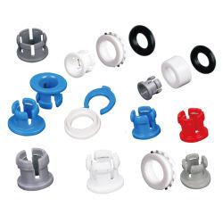Filtro de agua de plástico Conector Rápido montaje de Uña de Gato Collar