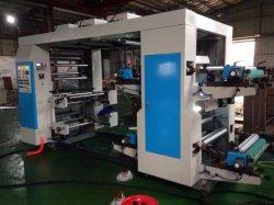 4 sac de décisions de la machine d'impression couleur de la machinerie de papier imprimante Flexo
