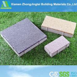 Pietra per lastricati del granito nero esterno/mattone di pavimentazione di ceramica