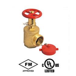 UL/FM Válvula de ângulo do dispositivo de limitação de pressão
